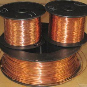 Bare Copper Plater Wire