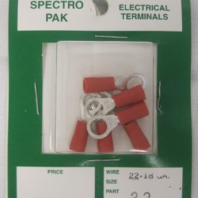terminals Spectro - Spectro Spectro Wire & Cable, Inc.