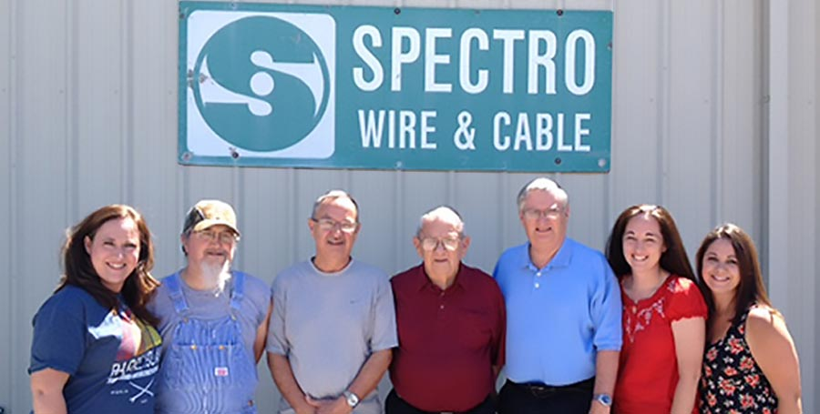 About - Spectro Spectro Wire & Cable, Inc.